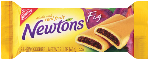 Newtons Fig - 2oz. (c/12pzs)