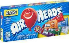 Airheads Theatre Pack - 3.3oz (c/12 pzs.)