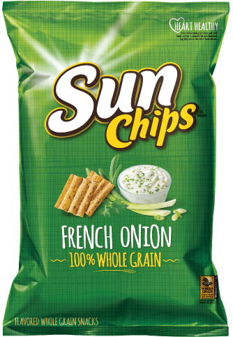 Sun Chips French Onion - 6.5oz. (c/8pzs)