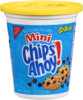 Chips Ahoy Mini Go Pack - 3.5oz. (c/12pzs)