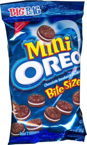 Oreo Mini - 3oz (c/12pzs)