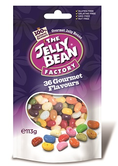 Jelly Bean Factory Gourmet Mix - 113gr (c/12pzs)