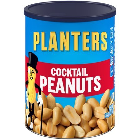 Cocktail Peanuts - 6.5oz (c/12pzs)