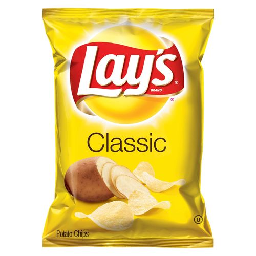 Lays Regular - 2.75oz (c/18pzs)