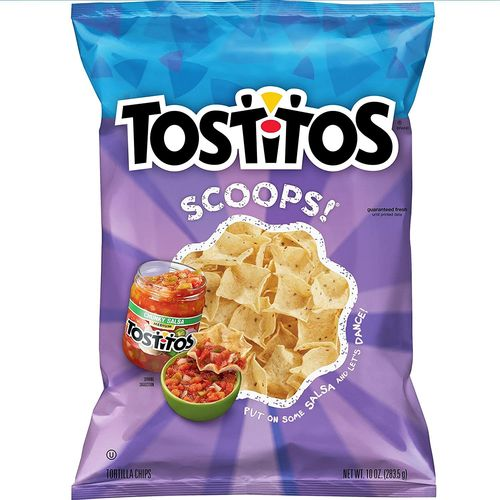 Tostitos Scoops - 10oz (c/6pzs)